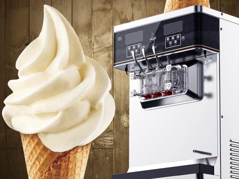 Cho thuê máy làm kem