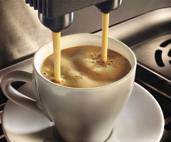Cách làm cafe máy nhanh